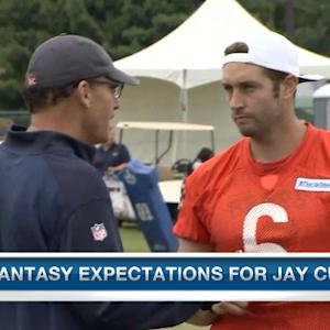Jay Cutler 2014 fantasy expectations