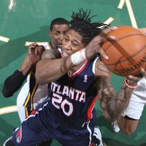 Millsap Propells Hawks Over Jazz
