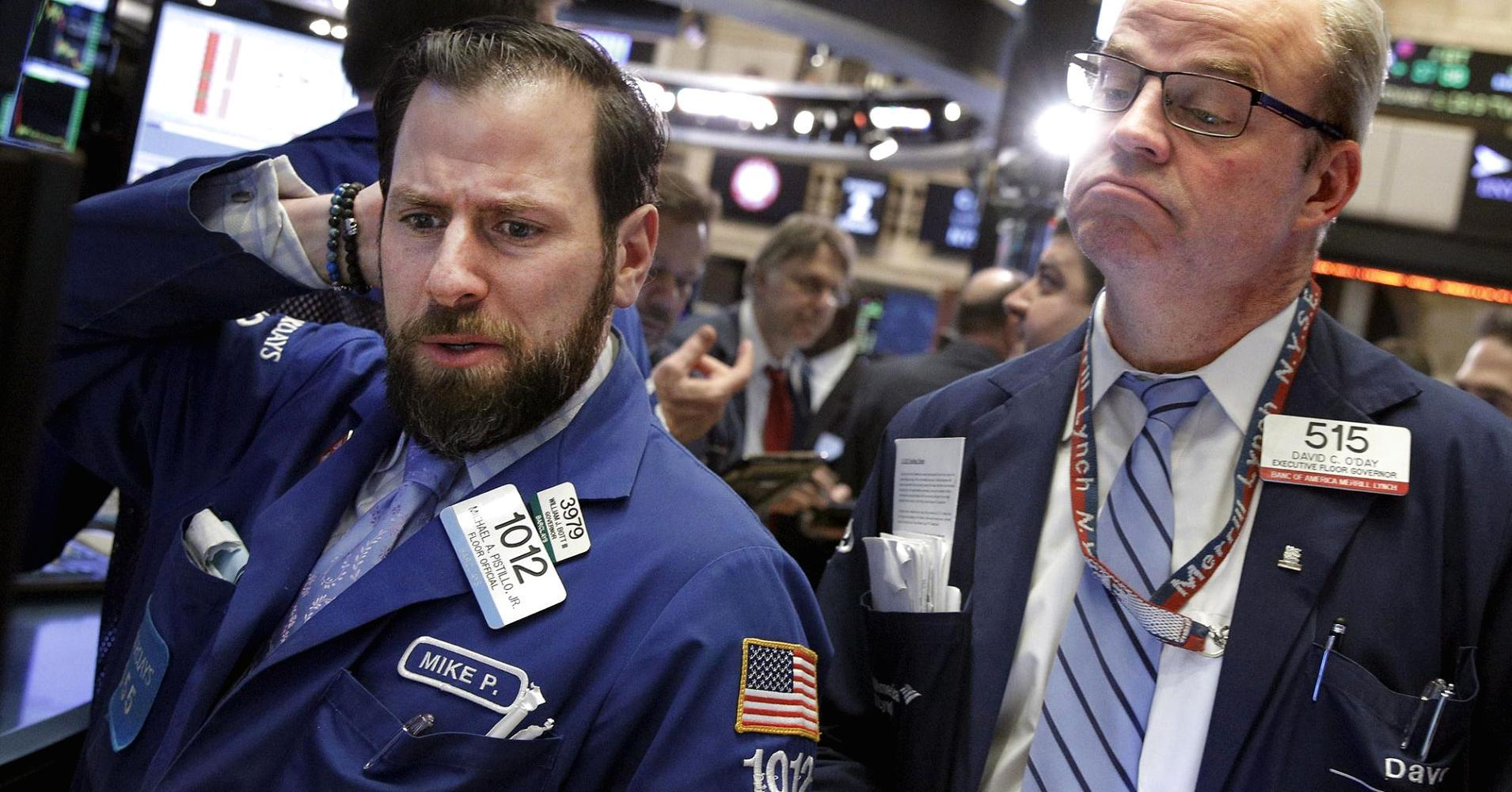 Stocks set for rough open, again lockstep with oil
