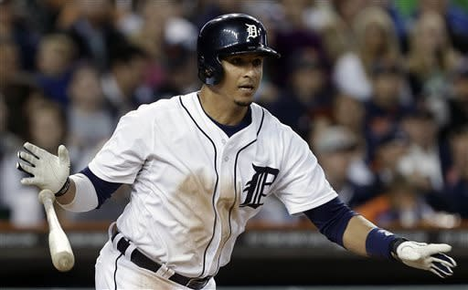 Tigers beat Indians 7-5 in series opener