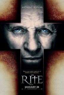 Poster of The Rite