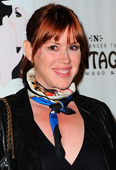 "Molly Ringwald: I Feel Like ""the World's Oldest Teenager!"""