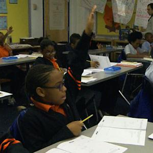 Charter school showdown in New York City