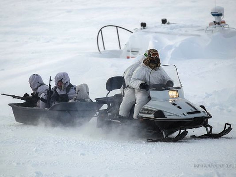 The Nordic countries are banding together against Russia's Arctic push