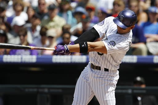 Nicasio lifts Rockies to 5-0 win over Giants