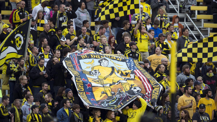 MLS: Colorado Rapids at Columbus Crew