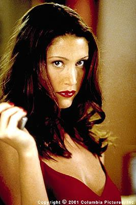 Shannon Elizabeth plays Natalie, Michael's secret weapon in his plan to bring the ultimate Tomcat down in the Revolution Studios/Columbia Pictures comedy, Tomcats