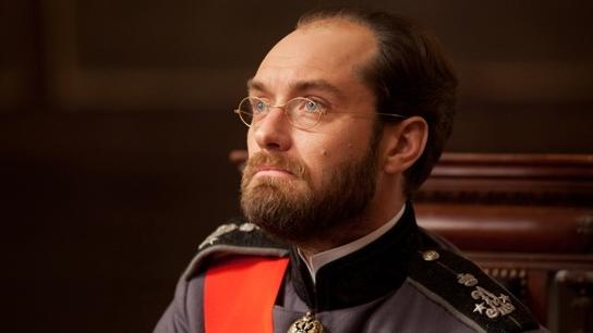 Jude Law: Age Helped Me Tackle 'Anna Karenina'