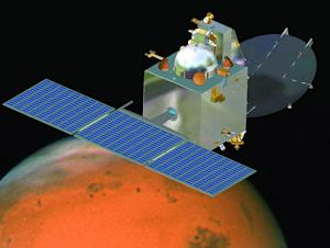 India's Mars Orbiter Overcomes Engine Glitch