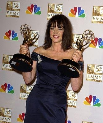 Stockard Channing Best Supporting Actress - Drama The West Wing Best Actress - Miniseries The Matthew Shepard Story Emmy Awards - 9/22/2002