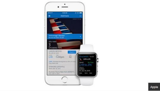 Best Travel Apps for the Apple Watch
