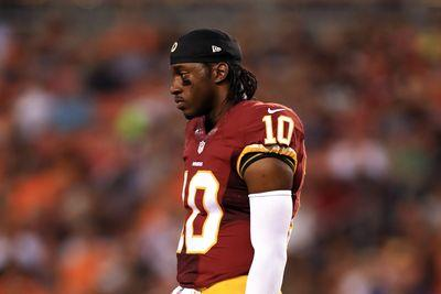 RG3 isn't the only NFL quarterback fans love to hate
