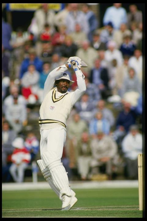 Gordon Greenidge of Hampshire