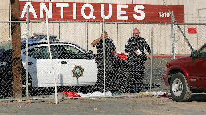 Motive unclear in shooting at Calif. chicken plant
