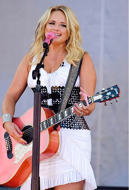 Miranda Lambert GMA Performance