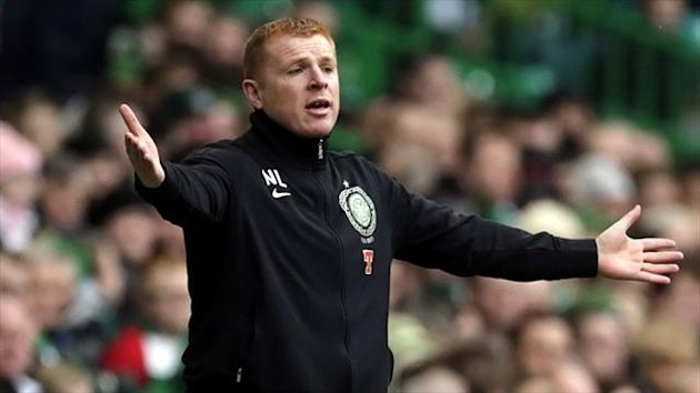 Neil Lennon has been charged with breaching a touchline ban
