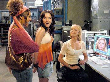 Ashanti , Sophia Bush and Arielle Kebbel in 20th Century Fox's John Tucker Must Die