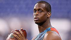 Geno Smith's immature move