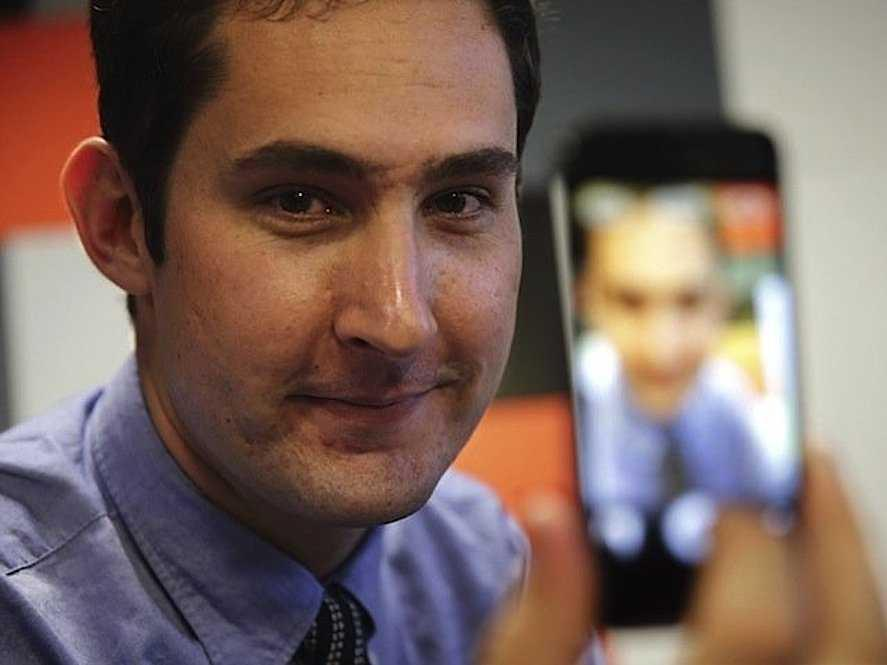 CEO Kevin Systrom reveals the $37 billion 'a-ha moment' that spawned Instagram