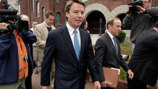 John Edwards Seeks Trial Delay Over Health Issue