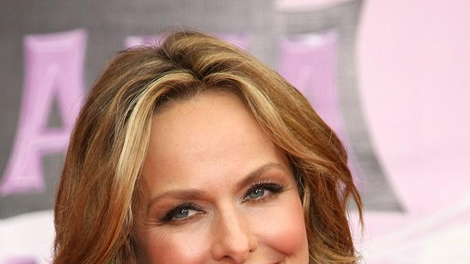 The Hannah Montana Movie LA premiere 2009 Melora Hardin