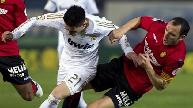 Mallorca Real Madrid Callejón