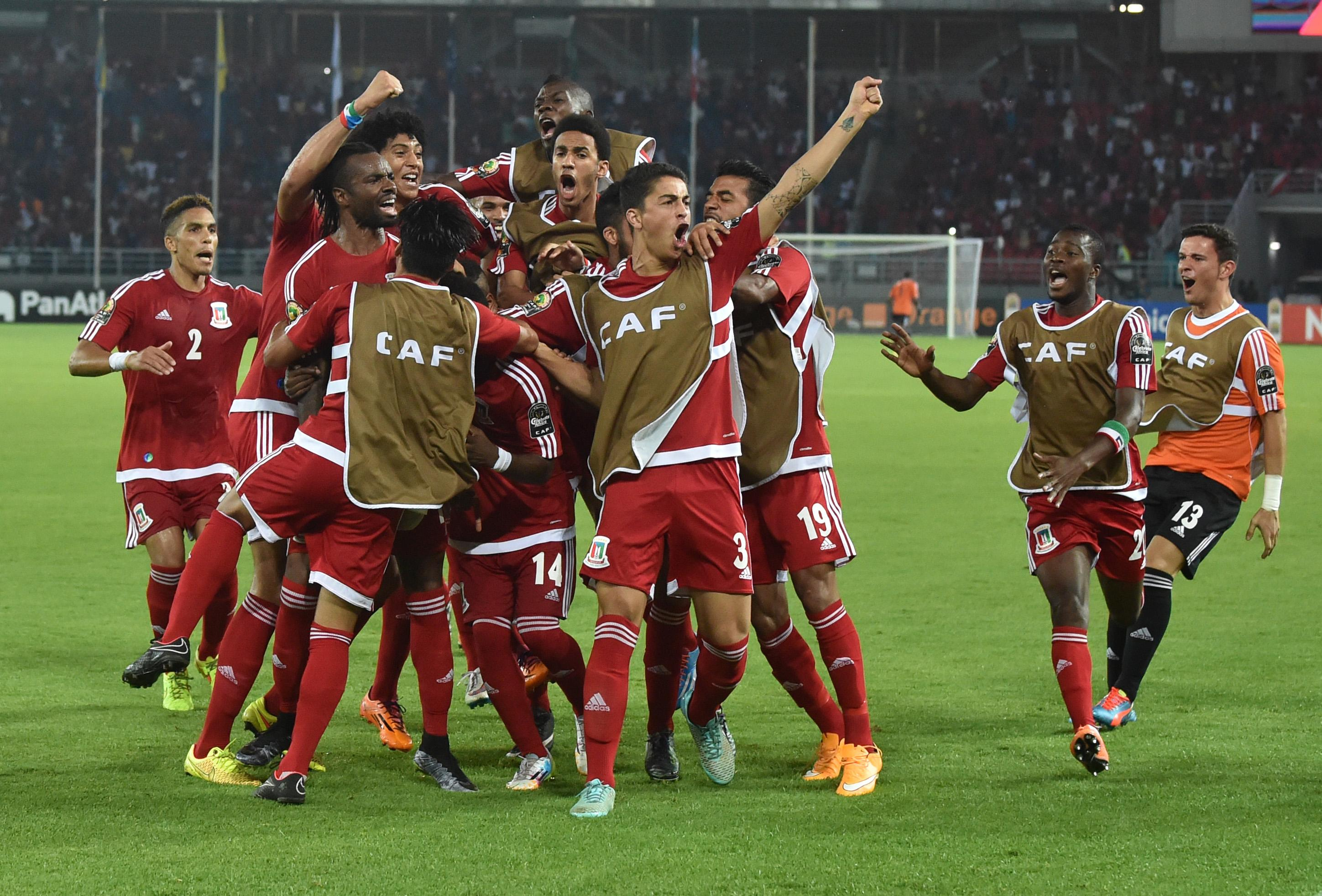 Unfancied hosts, Congo advance in Cup of Nations