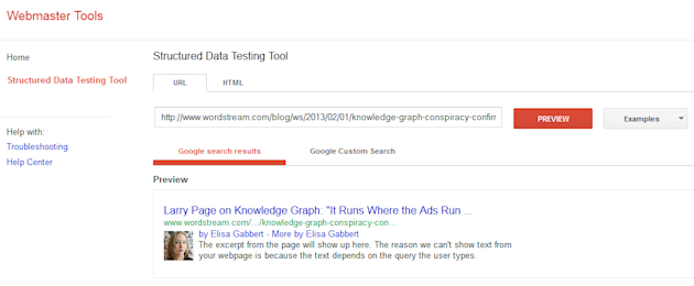 50 Things Every Content Marketer Should Know image structured data testing tool