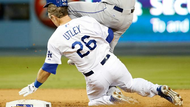 MLB reportedly working on new rules for second-base slides