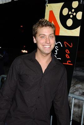 "Lance Bass ""Employee of the Month"" premiere - 1/16/2004 Sundance Film Festival"