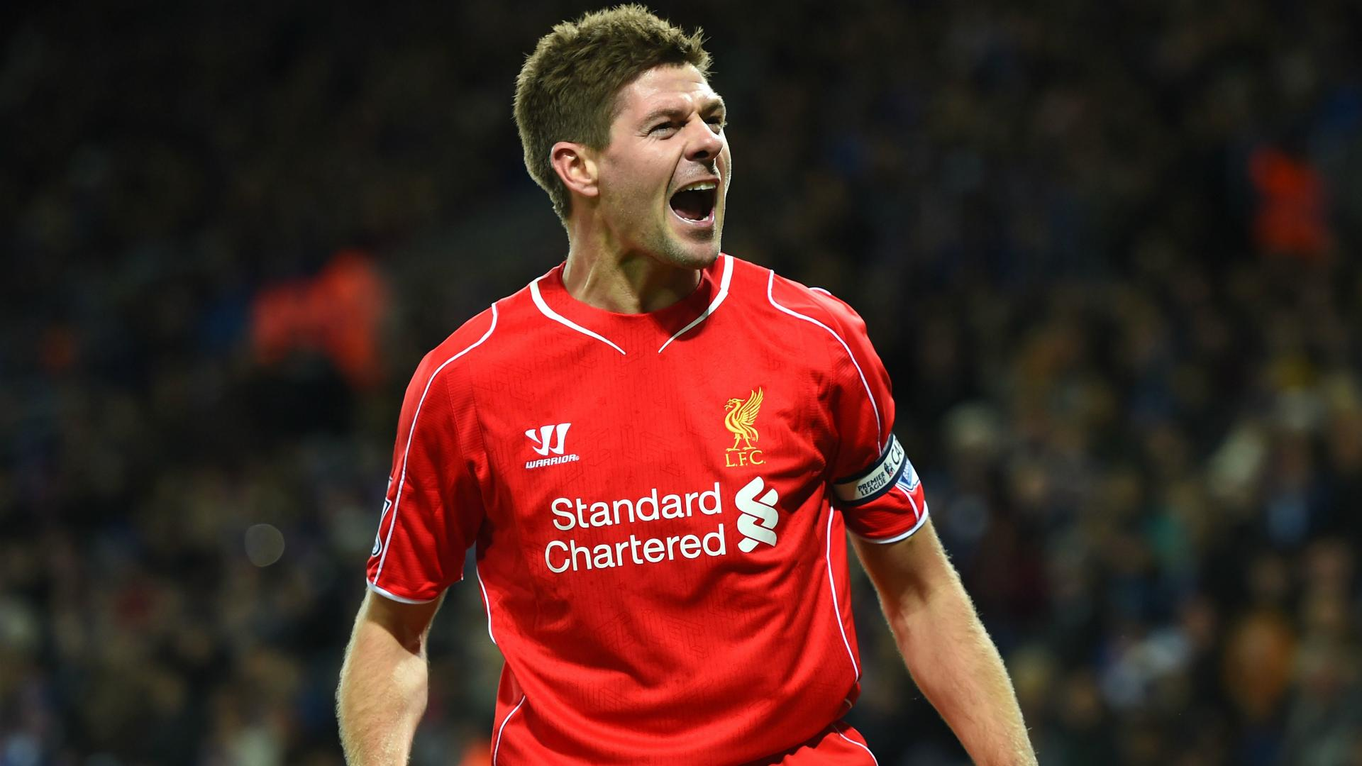 Gerrard to play with Liverpool legends in Sydney