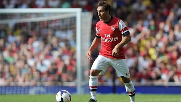 Santi Cazorla, Arsenal (PA Photos)