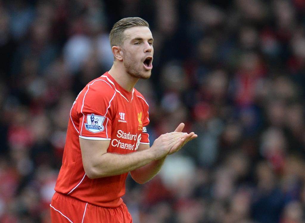Henderson channels Gerrard for club and country