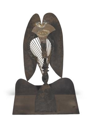 Model of Chicago's Picasso statue to go to auction