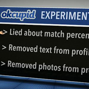 OKCupid admits to conducting social experiment on users