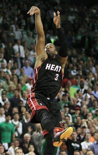 Celtics beat Heat 93-91 in OT, tie series at 2-2