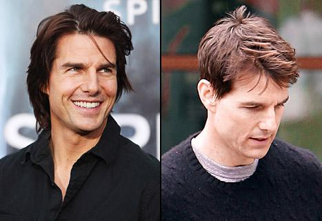 PIC: Tom Cruise Debuts Fresh, New Haircut