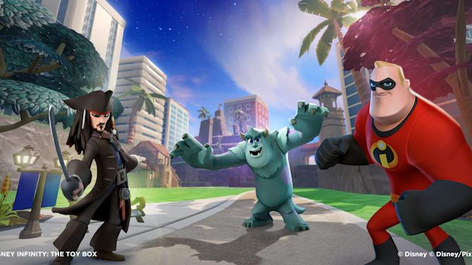 'Disney Infinity' Wants to Make Playtime Digital: Will it Succeed?