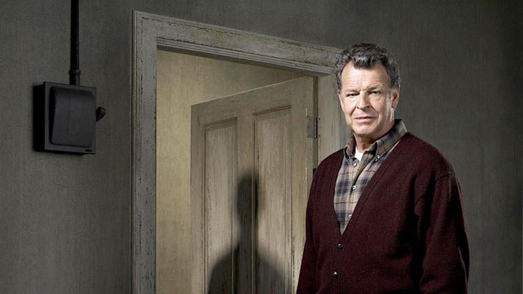 John Noble as Walter Bishop in the Fox series Fringe