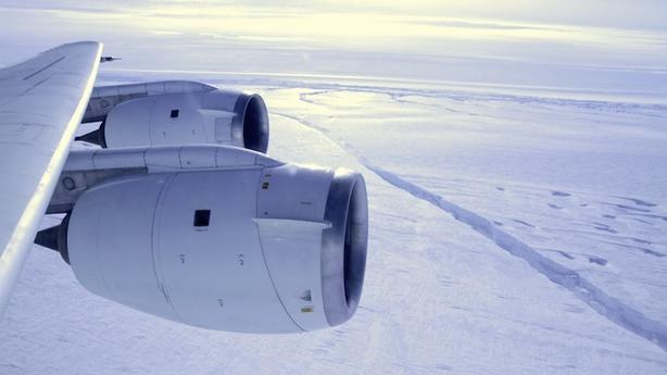 Scientists Discover an Antarctic 'Grand Canyon'