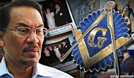 Are you a Freemason, Ibrahim Ali asks Anwar
