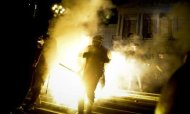 Spain And Portugal Hit By Austerity Protests