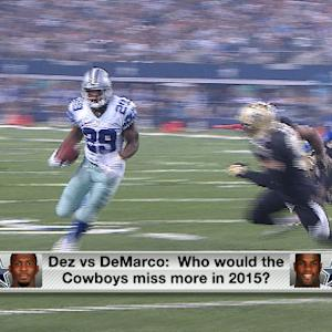 Who's more important to the Cowboys?