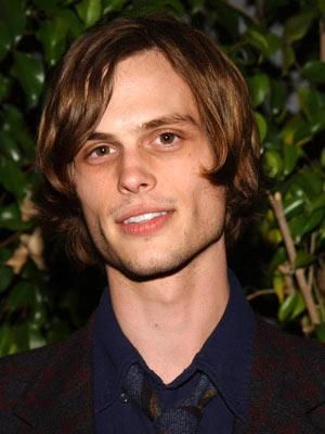Matthew Gray Gubler at the Los Angeles screening of Touchstone Pictures' The Life Aquatic with Steve Zissou