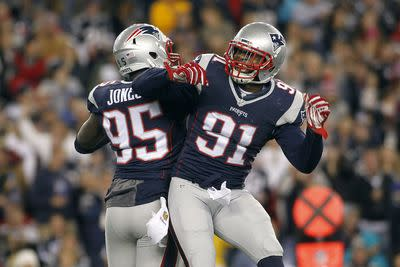 The Patriots' defense could carry them to a perfect season