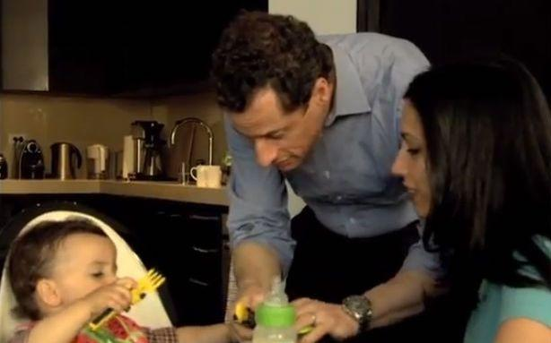Anthony Weiner Makes It Official: He's In the Race