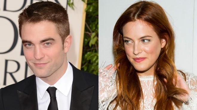 Robert Pattinson and Riley Keough: Hot and heavy?
