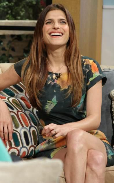 Lake Bell stops by Access Hollywood Live on August 20, 2013 -- Access Hollywood