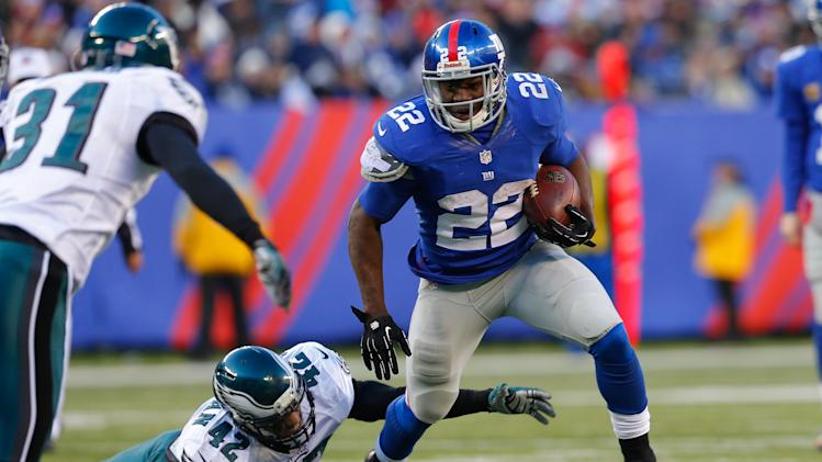 NFL: Philadelphia Eagles at New York Giants