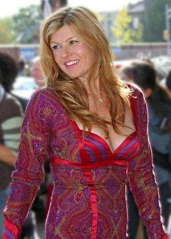 ... Connie Britton Welcome Babies, Plus Anna Kournikova Pregnancy Rumors